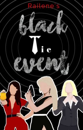 Black Tie Event by Railene