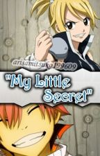 """My Little Secret"" (NaLu) by arisamitsuko199609"