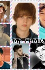 My Family One Direction / Bieber by CharlotteStyles_03