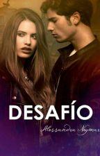 Desafío - Alessandra Neymar |Mirame y Dispara #4| by s-karlberg