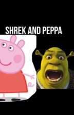 Shrek and Pepa Pig by not_too_filthy
