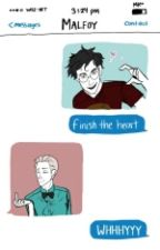 Teenage Angst (Drarry) by graveyardgoth