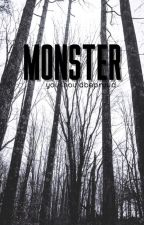 Monster || Larry Stylinson One Shot by youshouldbeproud