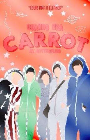 Cuando Era Carrot by sydney-666