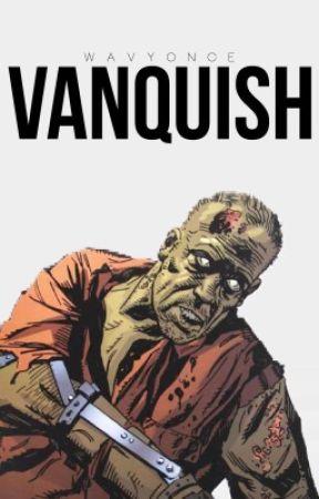 Vanquish ↠ Rick Grimes by wavyonce
