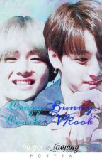 Crazy Bunny Coaster ' VKOOK ' by yoite_dumb