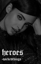 Heroes ▹ S. STILINSKI by -wickedthings