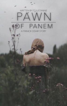 Pawn of Panem | Finnick Odair [2] by itsjustannie