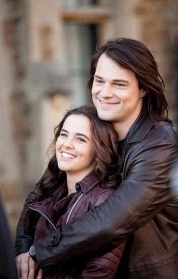 Rose y Dimitri : siempre juntos.