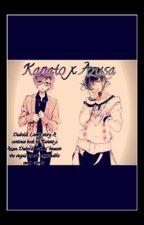 Kanato x Azusa ||Diabolik Lovers|| by XxGummiesxX