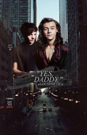 """""""yes, daddy"""" - l.s. //bdsm+boyxboy//"""