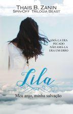 Lila - Meu anjo, minha salvação - DEGUSTAÇÃO  by ThaisBZanin