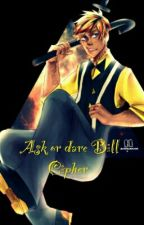 Ask Or Dare Bill Cipher by llhttp-beijingll