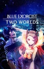 Blue Exorcist / Two Worlds  by JanArceus