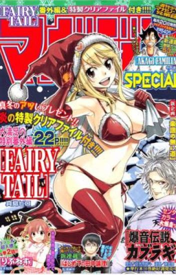 Fairy Tail Special chapter: Merry Christmas - 【Keri-chan】 - Wattpad