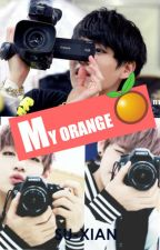 MY ORANGE  by Queer_92