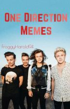 One Direction Memes by FroggyHarold94