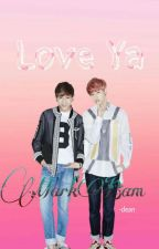 Love Ya! (GOT7 MarkBam Couple) by deaaaaan