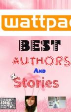 Wattpad Filipino Best Authors and Stories by Roxannecrystalmae