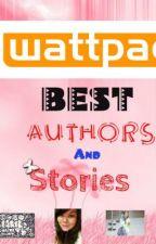 Wattpad Filipino Best Authors and Stories by Roxannecrystalmae