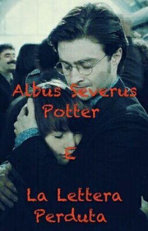 Albus Severus Potter E La Lettera Perduta - Hogwarts Express - Wattpad 86b060e47967