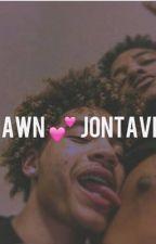Shawn & Jontavian by monibe12