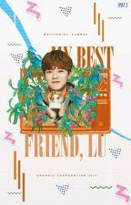 【My Best Friend, Lu】Sulli & Luhan by blossums-