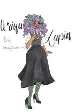 Arina Lupin by johnlockhobbit