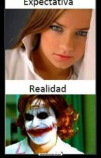 Expectativa Vs Realidad by ChinaLocaDelSur
