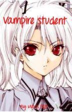 Vampire student by mavis500