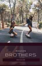 Brothers -Magcon by MaigKare