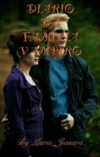 Diário Da Família De Vampiros by Maria_Jussara13