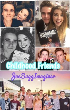 Childhood Friends {Joe and Zoe Sugg} by JoeSuggImaginer