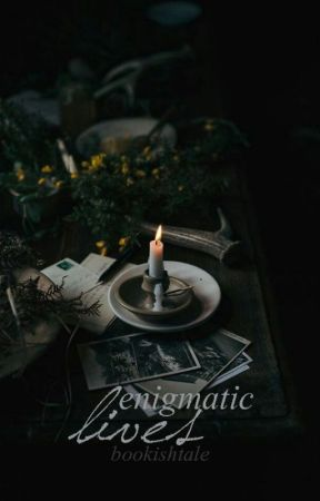 Enigmatic Lives [#HolidayChaos #JustWriteIt] by BookishTale