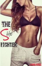 The She Fighter by LaaLaaz