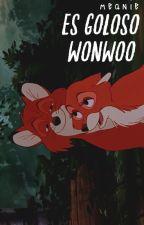 es goloso wonwoo + meanie by wonwho