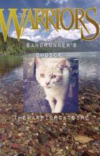 WSES 1: Sandrunner's Choice by TheWarriorCatGirl
