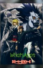 Death Note, ¿¡WhatsApps!? by Ninitus