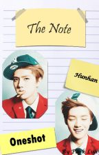 The Note. [One-shot Hunhan] by parkkaeb_lu