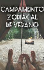 Campamento zodiacal de verano© by valentina_x