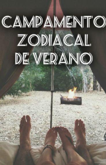 Campamento zodiacal de verano©
