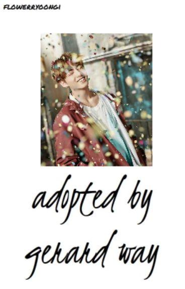 Adopted By Gerard Way; MCR