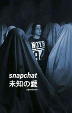 ☁ Snapchat; rdg by rdgundxrsxn