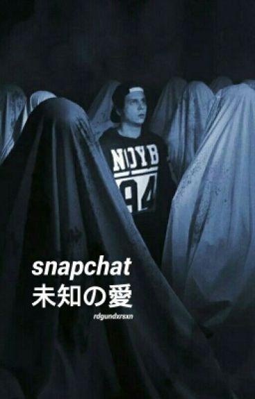 ☁ Snapchat; rdg