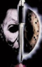 Jason Voorhees x Michael Myers drabbles by Knight_of_Nyx