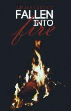 Fallen into Fire [The Shadow Trilogy: 1] by Emmalee_Sky