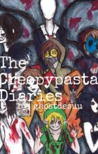 The Creepypasta Diaries (A CP FANFIC) by ghostdesuu