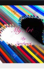 My art book by Zanelover1
