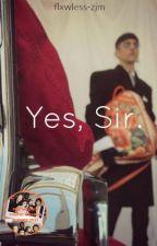 Yes, Sir. (Mavi AU) {Book 1} by flxwless-zjm
