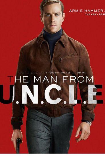 Men of U.N.C.L.E.
